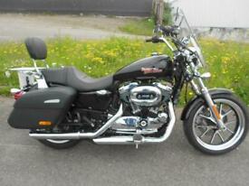 Harley Davidson xl1200T super low