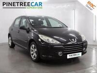 2007 PEUGEOT 307 1.6 HDi S 5dr