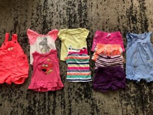 18 months girl clothing