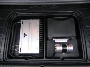 JL Audio Amplifier 500/1 Slash series