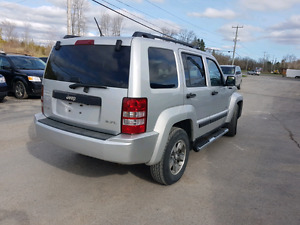 2008 jeep liberty 4x4  145 k certified etested pattersonauto.ca Belleville Belleville Area image 4