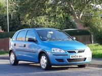 Vauxhall/Opel Corsa 1.2i 16v 2004MY Life,VERY LOW MILAGE