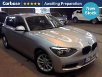 2014 BMW 1 SERIES 114d SE 5dr