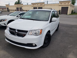 2016 dodge grand caravan crew plus gps