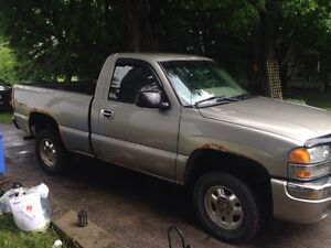 2003 Chevy GMC Sierra