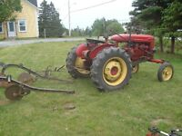 For Sale:  The Perfect Little Woods Tractor