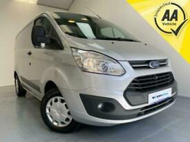 2017 Ford Transit Custom 290 Trend L1 H1 A/C Diesel 1 Owner Service History Euro