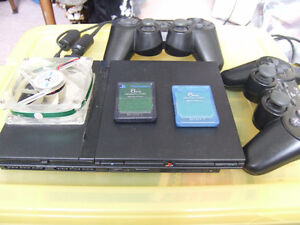 ***Excellent condition PS 2 controls and games***Original owner