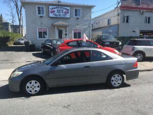 HONDA   CIVIC  2005  SPORT
