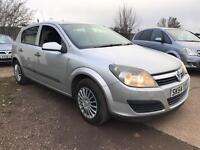 2004 Vauxhall Astra 1.8i Life AUTOMATIC Service History 8 Months Mot