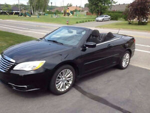 2011 Chrysler 200 Touring Convertible (V6 - 3.6L)