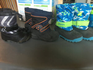 Toddler winter boots for sale size 7-8