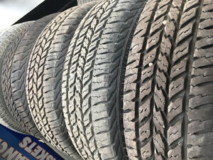 Almost New 185/70R14 All-Season Tires