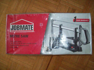 Mitre Saw Job Mate New In Sealed Box