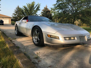 1996 Chevrolet Corvette Collectors Edition Coupe (2 door)