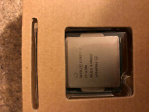 Intel Core i7 6700 3.4 GHz Processor