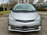 2003 Toyota Estima 2004 G LIMITED EDITION 4 WD 8 Seats MPV 4:B Grade Cruise cont
