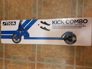 Kick Combo 2 in 1 Scooter