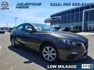 2014 Mazda Mazda3 GX SKYACTIV  - $111.34 B/W - Low Mileage