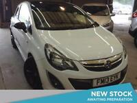 2013 VAUXHALL CORSA 1.2 Limited Edition Cruise Aux Mp3 Alloys 1 Owner
