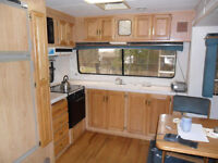 29' RV For Rent on Pad