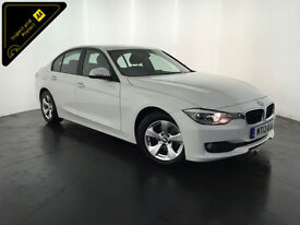 2013 BMW 320D EFFICIENT DYNAMICS 163 BHP 1 OWNER BMW SERVICE HISTORY FINANCE PX