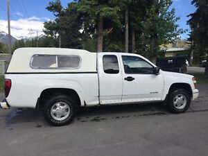 2005 Chevrolet Colorado LT Pickup Truck