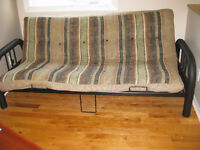 FUTON BED FOR SALE! NEEDS TO GO!