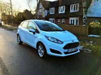 2015 Ford Fiesta 1.25 Duratec 5 Door LHD Left Hand Drive Only 13,000 Miles