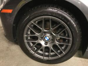 BMW Winter Tires Pneus 225/50/17 Michelin Aplin