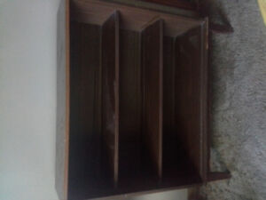 Wooden shelf- great condition