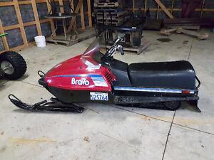Bravo buy or sell snowmobiles in canada kijiji for Yamaha snowmobiles canada