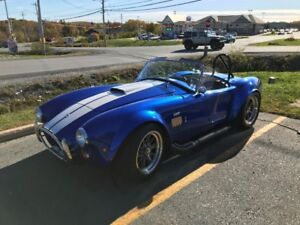 1966 Shelby Cobra Replica (Factory Five Racing)