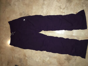 Iviva size 14 dark purple studio pants
