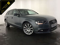 2013 63 AUDI A4 TECHNIK TDI ESTATE 175 BHP 1 OWNER SERVICE HISTORY FINANCE PX