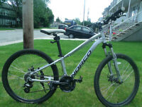 quality disk brake mountain bike