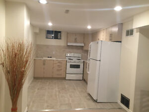 BRAND NEW 1 BEDROOMS BASEMENT APARTMENT FOR RENT
