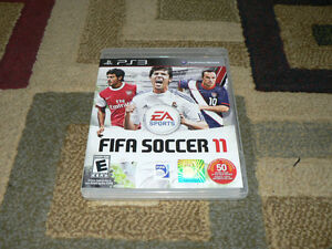 Fifa soccer 2011 Sony Playstation 3 game