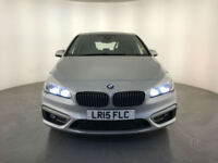 2015 BMW 218D LUXURY DIESEL 1 OWNER BMW SERVICE HISTORY FINANCE PX WELCOME