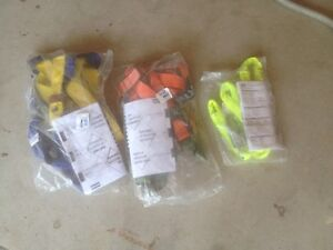 Safety Harnesses & Lanyards --- Brand New In Package (Honeywell)