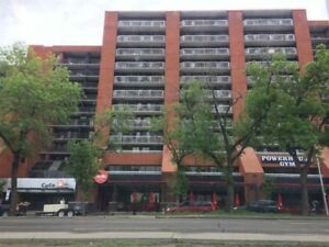 3 bedroom condo, August 1st, Downtown Capital Centre