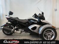 2008 Can-Am SPYDER GS SE5 49,96$/SEMAINE