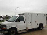 2005 Chevrolet Express Ambulance by Crestline