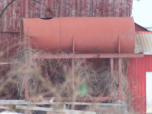 large water tank - where is, as is