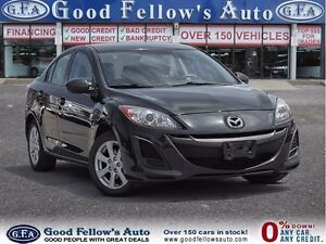 2011 Mazda MAZDA3 GS MODEL, SUNROOF, LEATHER