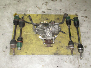 JDM Mitsubishi Lancer Evolution Evo 7 8 9 Differential and Axles