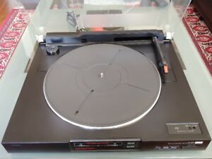 Sansui P-L45 Direct Drive Linear Tracking Turntable