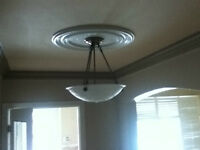 A SERIES OF LIGHTING FIXTURES