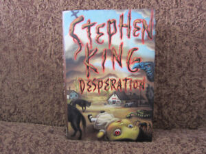 **STEPHEN KING** HARDBACK COVER COLLECTION IN *MINT CONDITION*