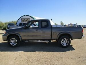 2003 Toyota Tundra Limited Cab Lthr V8 4.7L 4x4 MOVING SALE
